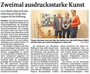 © Mittelbayerische Zeitung, 1.07.2013