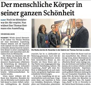 © Mittelbayerische Zeitung, 21.10.2013