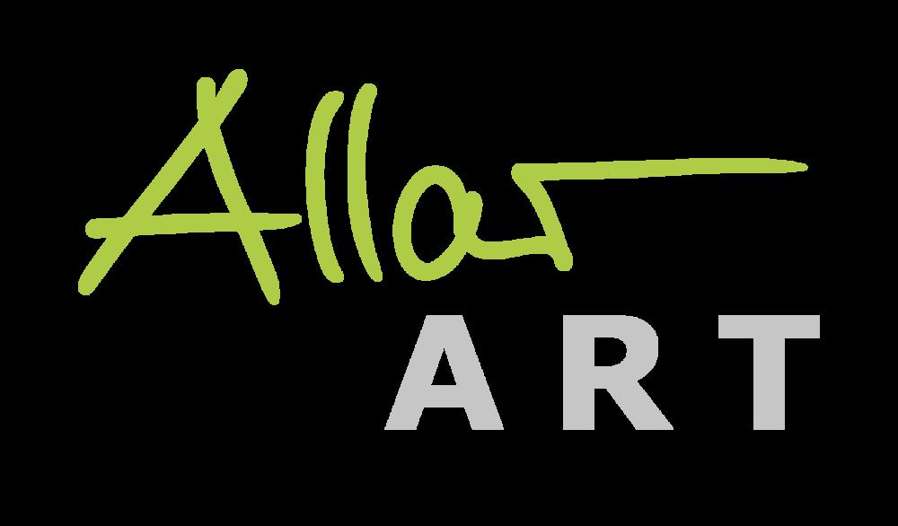 allarART – Karin Allar Malerei Logo